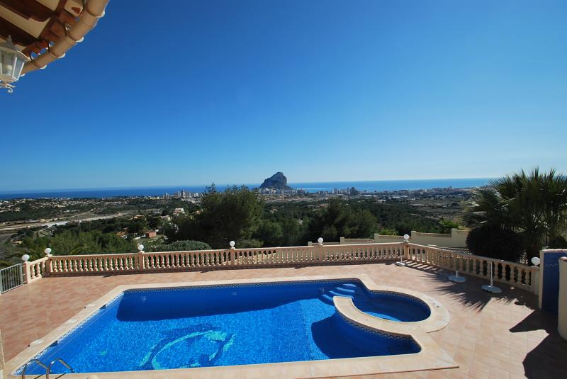 Ferienhaus Calpe Für 7 Personen: Luxusurlaub Spanien Ferienhaus Mieten  Costa Blanca Villa Nilgiri