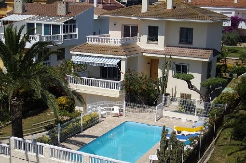 Bildergalerie strandvilla costa dorada l ampolla casa - Alquiler casas vacacionales costa dorada ...