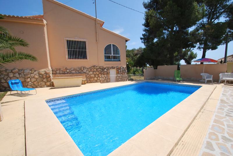 Ferienhaus Moraira für 5 Personen: Spanien: Urlaub in ...